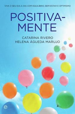 Capa do livro Positiva-Mente